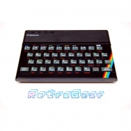 Sinclair ZX Spectrum 16K - Issue 4A - Fully Refurbished 034-189731