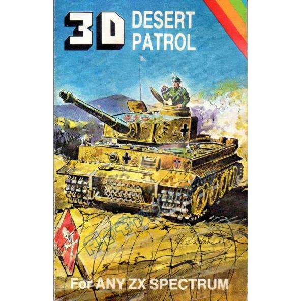 3D Desrt Patrol