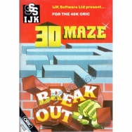 3D Maze and Breakout