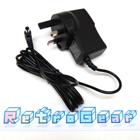 Replacement Power Supply for ZX Spectrum and ZX Spectrum+