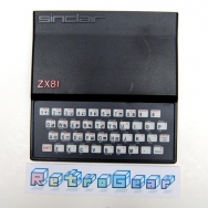 Sinclair ZX81 - Issue 1 - Early 8119 ULA - Green PCB