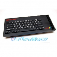 Sinclair ZX Spectrum Plus 128 - 'Toastrack' - Fully Refurbished (A)