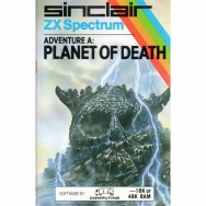Planet of Death (Adventure A) (G14S)