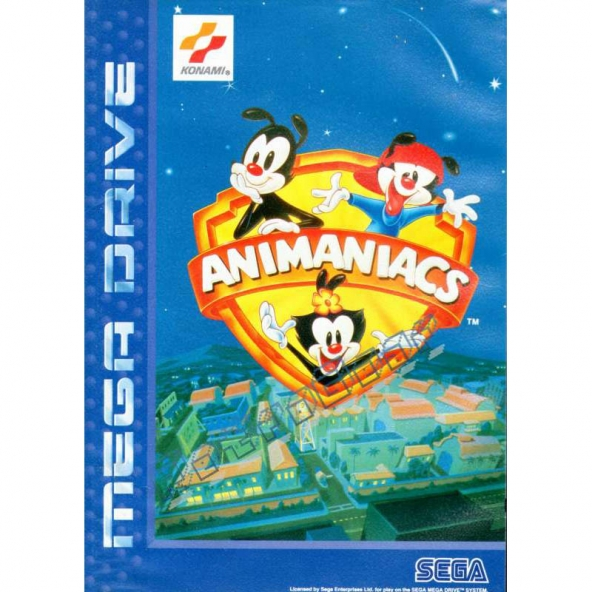 Animaniacs