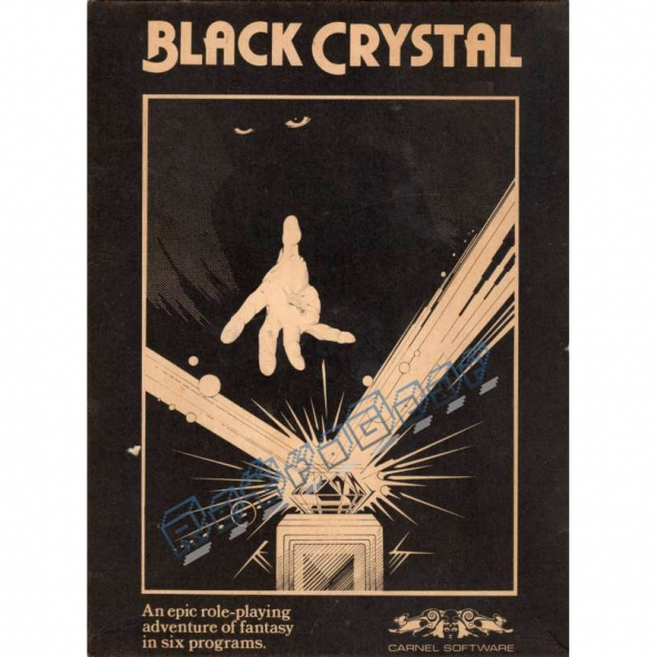 Black Crystal (card box)