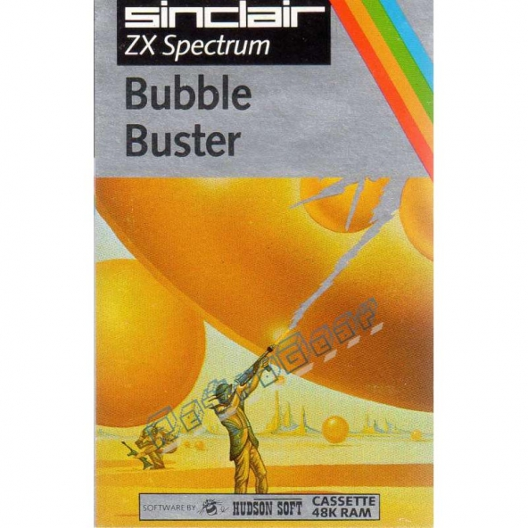 Bubble Buster (G32S)
