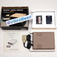 Quick Data Drive boxed complete