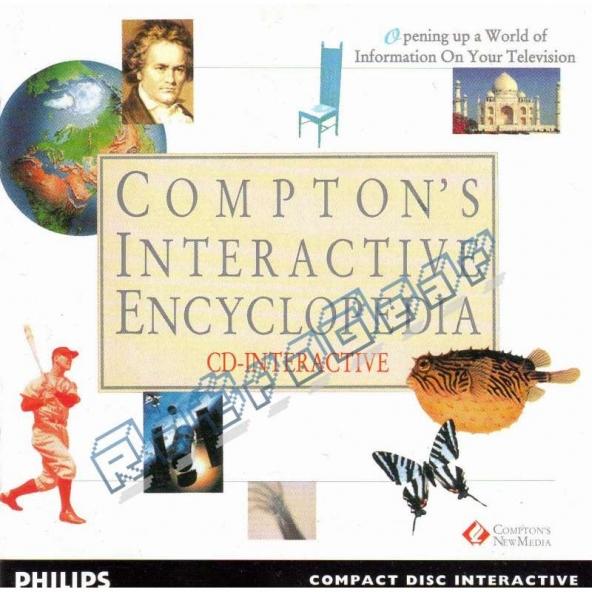 Comptons Interactive Encyclopedia