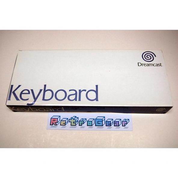 Sega Dreamcast Keyboard - boxed