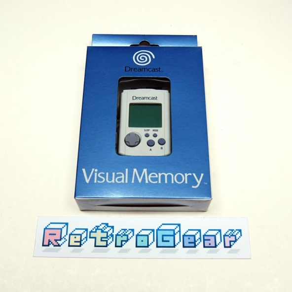 Sega Dreamcast VMU - boxed