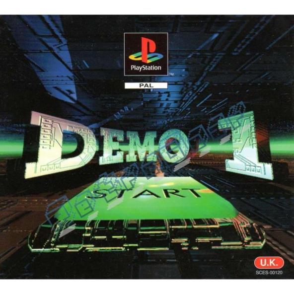 Demo 1 (SCES-00120)