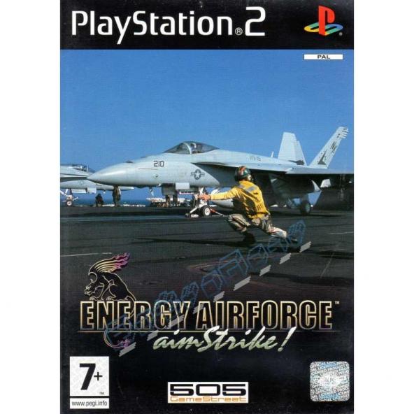 Energy Airforce Airstrike!