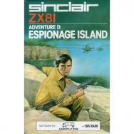 Adventure D: Espionage Island (G21)