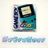 Game Boy Color - Teal - Boxed Complete