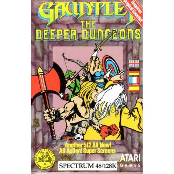 Gauntlet The Deeper Dungeons