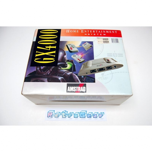 Amstrad GX4000 - boxed