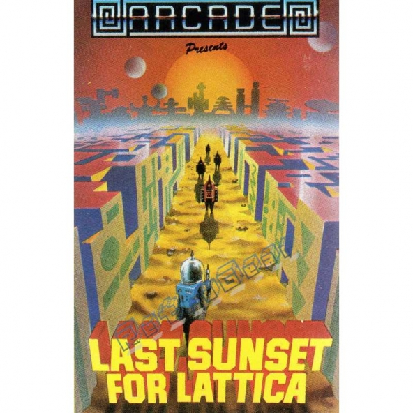 Last Sunset for Lattica