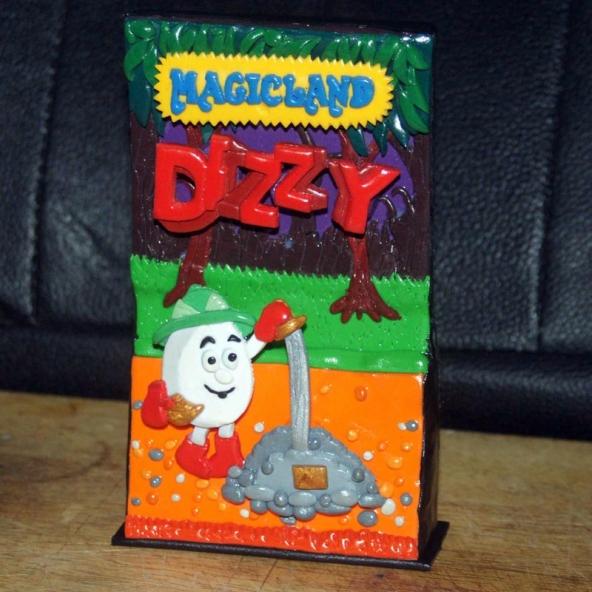 Magicland Dizzy Tribute