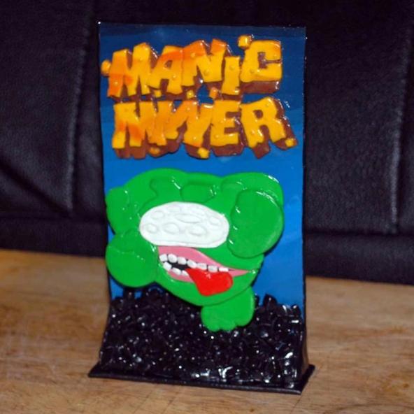 Manic Miner Tribute (design A)