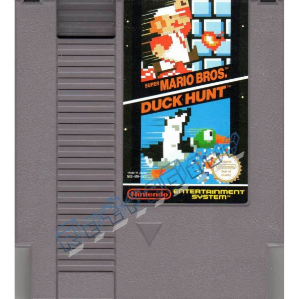 Super Mario Bros - Duck Hunt
