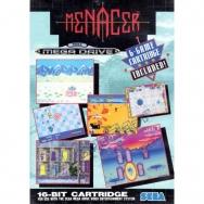 Menacer (6 game cartridge)