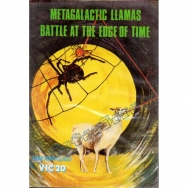 Metagalactic Llamas Battle at the Edge of Time