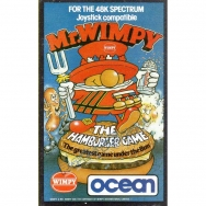 Mr Wimpy (first inlay version)
