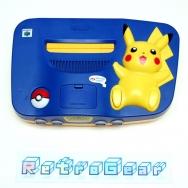 Nintendo 64 - Pikachu Edition