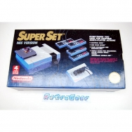 Nintendo NES Super Set - Complete - boxed