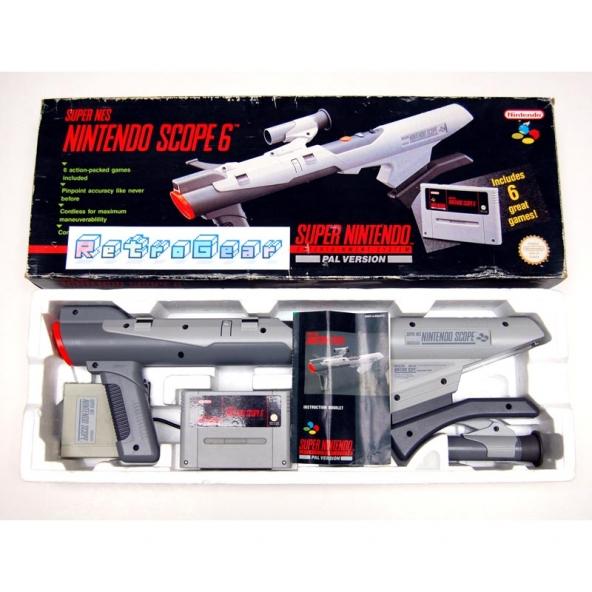 Nintendo Scope 6 - boxed