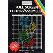 Full Screen Editor Assembler