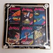 Paxman gift pack B (6 titles)
