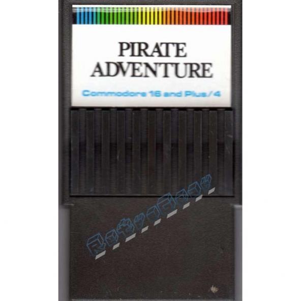 Pirate Adventure (cartridge)