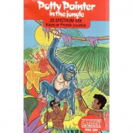 Potty Painter in the Jungle