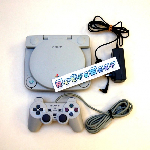 Sony PSOne with official Sony LCD Screen