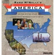 Rand McNallys America - United States Atlas