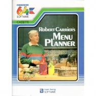Robert Carrier's Menu Planner