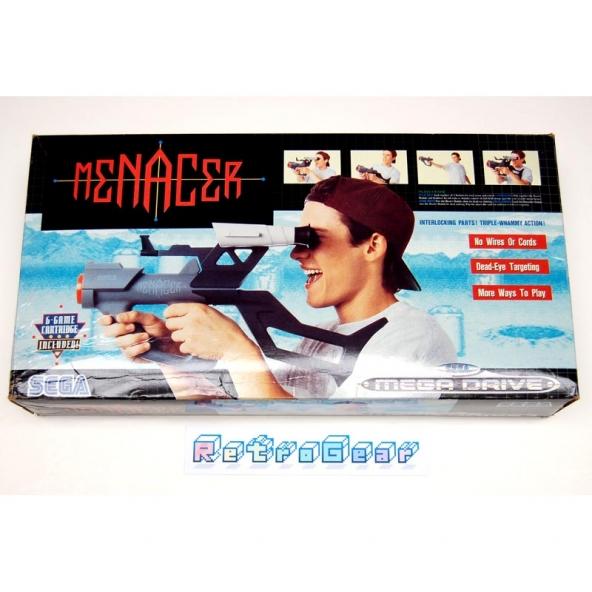 Sega Menacer - boxed