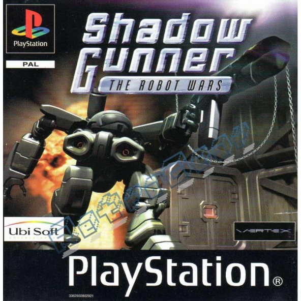 Shadow Gunner - The Robot Wars