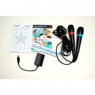 Singstar Pop Hits plus Microphones