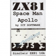 Space Man Apollo