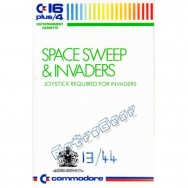 Space Sweep & Invaders