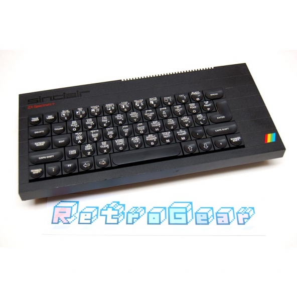 Sinclair ZX Spectrum Plus - Issue 6A - Fully Refurbished (F)