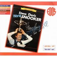 Steve Davis World Snooker