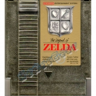 The Legend of Zelda (Gold cart)
