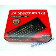 Sinclair ZX Spectrum Plus 128 - 'Toastrack' - Boxed and complete - Fully Refurbished