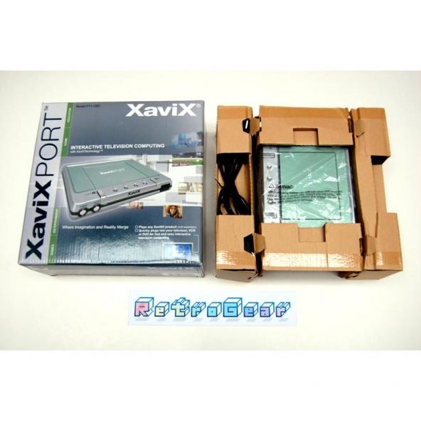 XaviXPORT