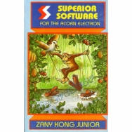 Zany Kong Junior