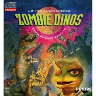 Zombie Dinos from the Planet Zeltoid