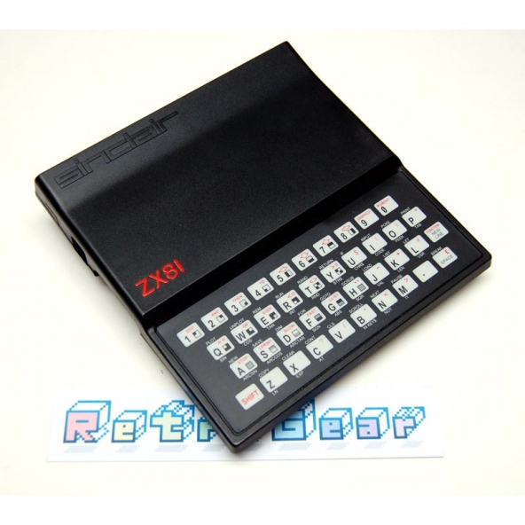 Sinclair ZX81 - Issue 1 - Fully Refurbished (F)